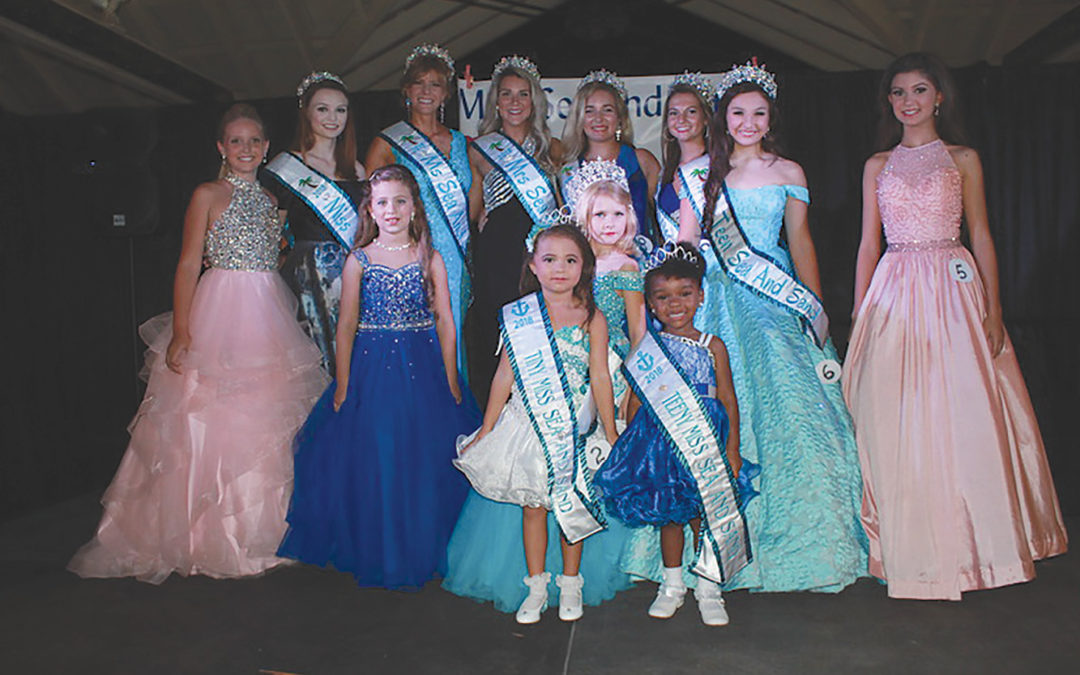 New Folly Beach Royalty Crowned