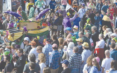 Ready or Not, Here Comes Folly Gras