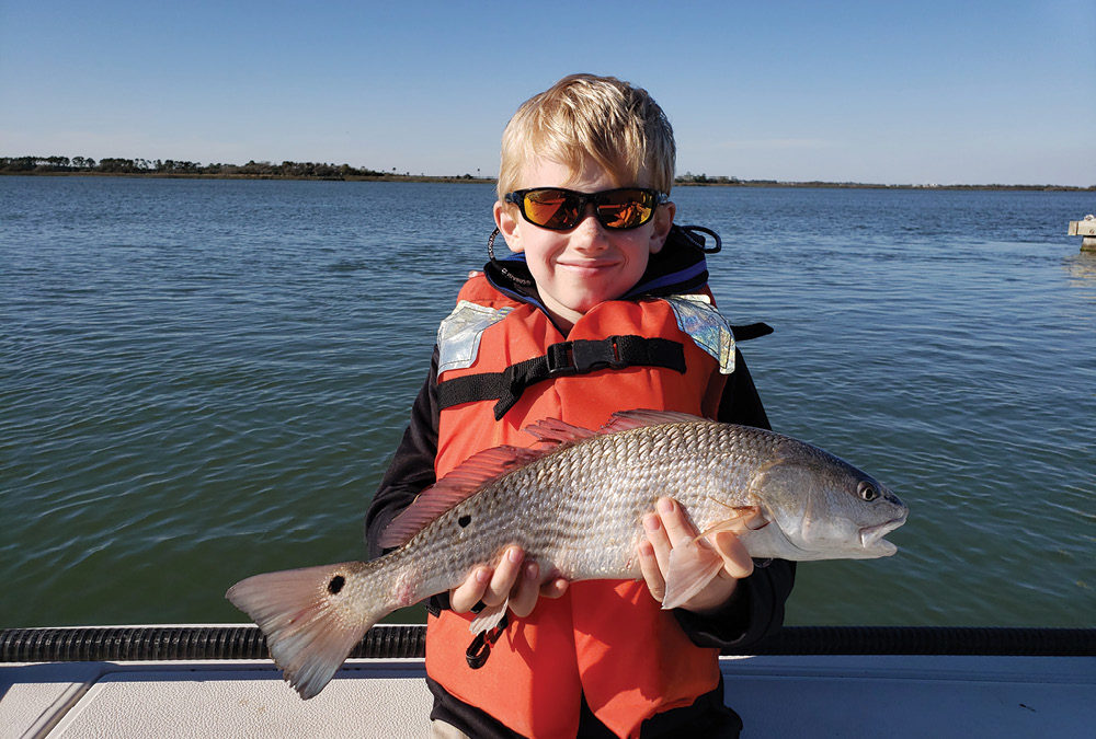 Folly Fishing Report — April 2019