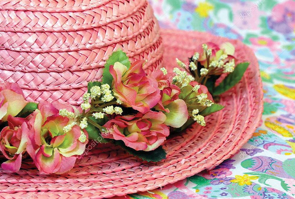 Dust Off Your Easter Bonnet
