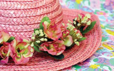 Dust Off Your Easter Bonnet