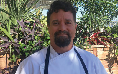 New Executive Chef  Takes the Reins at Blu