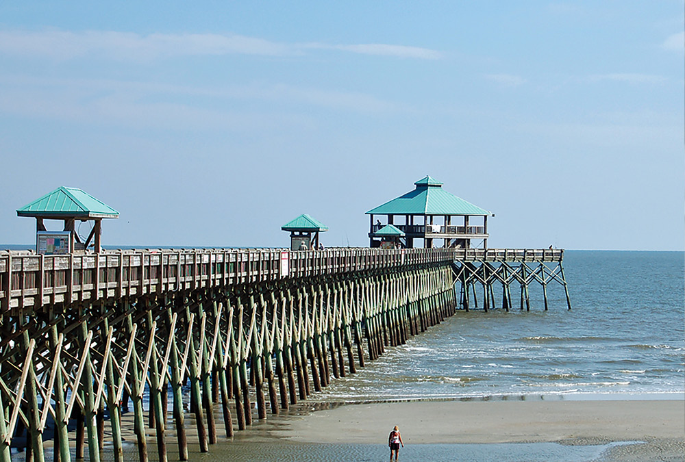 The Folly Pier Ain't Going Anywhere … Not Yet Anyway