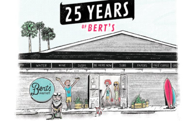 25 Years of Bert's